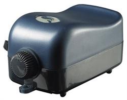 Компрессор Sicce AIRlight 3300, 200л/ч, два выхода + регулятор подачи воздуха 73х140хh65 мм. /аквариумы до 180 л./ - фото 20431