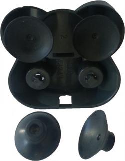 Присоски для помпы Sicce SYNCRA NANO (4 шт.) - фото 20475