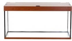 Аквариум Аква Плюс LUX П264, 240 л. LED 120х40х61 см. /итальянский орех/ /прямоугольный/ - фото 20664