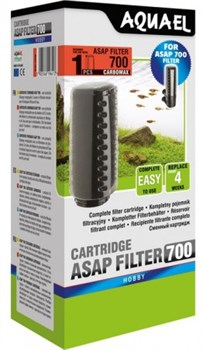 Картридж с губкой и углем для фильтра ASAP 700 - фото 20757