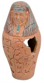Декорация Zolux Урна (серия Египет) 5,5x5,5x11,5 см. - фото 20792
