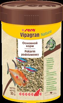 Корм для рыб основной в гранулах Sera VIPAGRAN  100 мл. 30 г. - фото 20865