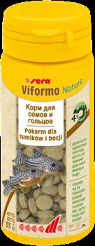 Корм для сомов и вьюновых рыб Sera VIFORMO   50 мл. (130 т.) - фото 20904