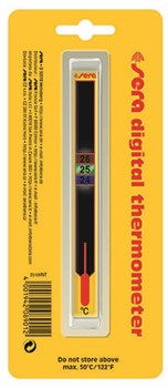 Термометр жидкокристаллический Sera DIGITAL - фото 21164