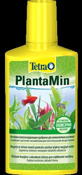 Удобрение для аквариумных растений Tetra PLANTA MIN /с железом для активного роста растений/  250 мл. - фото 26608