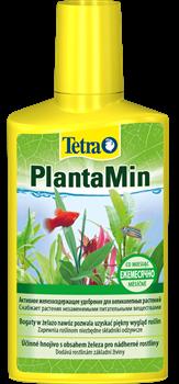 Tetra PLANTA MIN удобрение для аквариумных растений /с железом для активного роста растений/ 500 мл. - фото 26609