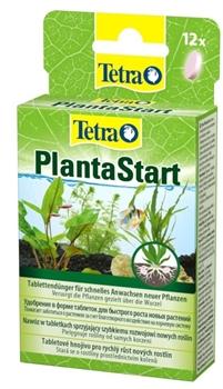 Удобрение для аквариумных растений Tetra PLANT PLANTA START 12 шт /защита и укрепление растений/ - фото 28896