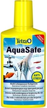 Кондиционер для аквариумной воды Tetra AquaSafe /подготовка воды/  500 мл. - фото 29632