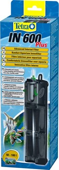 Фильтр внутренний Tetra IN  600 Plus для аквариумов 50-100 л. - фото 29853