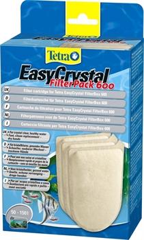 Фильтрующий материал для фильтра Tetra EasyCrystal FilterPack 600 /губка/ - фото 29892