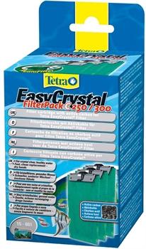 Фильтрующий материал для фильтра Tetra EasyCrystal FilterPack С 250/300 /угольная губка/ - фото 29895