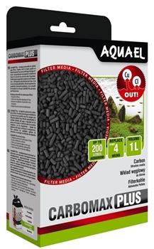 Фильтрующий материал Aquael CarboMAX Plus /уголь/ 2х500 мл. - фото 31054