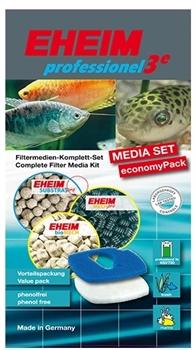 Набор наполнителей Eheim Mediaset для фильтров Eheim Professionel 3е/5e (2076, 2078, 2178) - фото 31152