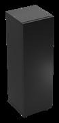 Тумба для аквариума Aquael NANO REEF & SHRIMP SET 30x30x90 см. /черная/