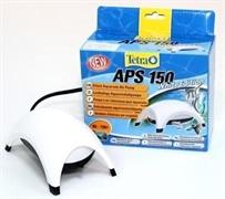 Компрессор Tetra APS 150 для аквариумов 80-150 л. /белый/