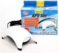 Компрессор Tetra APS 300 для аквариумов 120-300 л. /белый/