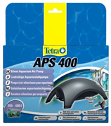 Компрессор Tetra APS 400 для аквариумов 250-600 л. /серый/