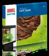 Фон объемный Juwel CLIFF DARK 60х55 см.