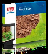 Фон объемный Juwel STONE CLAY 60х55 см.