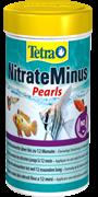 Кондиционер для аквариумной воды Tetra AQUA NITRATE MINUS PEARLS 100 мл /снижение нитратов/