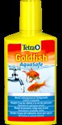 Кондиционер для аквариумной воды Tetra AquaSafe GOLDFISH /подготовка воды для золотых рыб/ 250 мл.