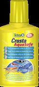 Кондиционер для аквариумной воды Tetra CRUSTA AquaSafe /подготовка воды для креветок и раков/ 100 мл.