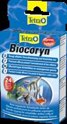 Средство для аквариумной воды Tetra AQUA BIOCORYN /быстрое разложение вредной органики/ 12 капсул