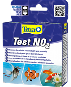 Тест для аквариумной воды Tetra NO2 /нитриты/
