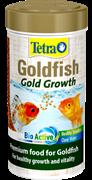 Корм для золотых рыб Tetra FIN GOLD GROWTH 250 мл. /шарики/