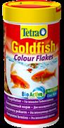 Корм для золотых рыб Tetra GOLDFISH COLOR FLAKES /хлопья/ 250 мл.