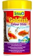 Корм для золотых рыб Tetra GOLDFISH COLOUR STICKS /гранулы/ 100 мл.