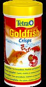 Корм для золотых рыб Tetra GOLDFISH CRISPS /чипсы/ 250 мл.