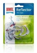 Клипсы пластиковые для аллюминевых отражателей Juwel Т8