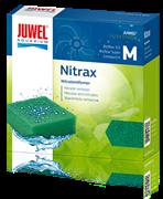 Губка зелёная Nitrax для фильтров Juwel BIOFLOW 3.0/COMPACT/BIOFLOW SUPER /против нитратов/