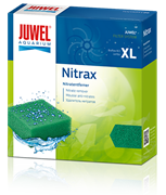 Губка зелёная Nitrax для фильтров Juwel BIOFLOW 8.0/JUMBO /против нитратов/