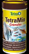 Корм для рыб Tetra MIN GRANULES /средние гранулы/  250 мл.