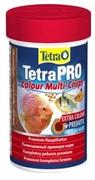 Корм для рыб TetraPRO Colour Multi-Crisps /чипсы/ 100 мл.