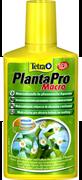 Макроэлементы для аквариумных растений Tetra PLANTA PRO MACRO 250 мл.