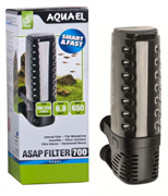 Фильтр внутренний Aquael ASAP 700 /для аквариумов 100-250 л/, 650 л/ч