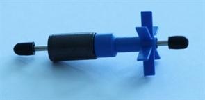 Импеллер и стальной вал для внешних фильтров Sicce WHALE 200 и SPACE EKO 200