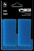 Фильтрующий материал для фильтра Sicce MIKRON /губки/ 2 шт.