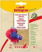 Корм для петушков в гранулах Sera BETTAGRAN  10 г. (пакетик)