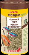 Корм для рыб основной в гранулах Sera VIPAGRAN  250 мл. 80 г.