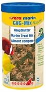 Корм для морских рыб Sera GVG-mix Marin nature 1000 мл. 210 г.