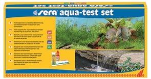Sera Тесты для воды набор AQUA-TEST-SET рН, GH, KH, NO2