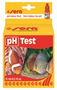 Sera Тест для воды pH-Test 15 мл.