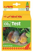 Sera Тест для воды СО2-Test углекислый газ 15 мл.