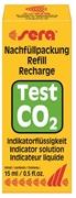 Sera Индикаторная жидкость для теста СО2 углекислый газ 15 мл.