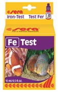 Sera Тест для воды Fe-Test железо 15 мл.