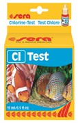 Sera Тест для воды Cl-Test хлор 15 мл.